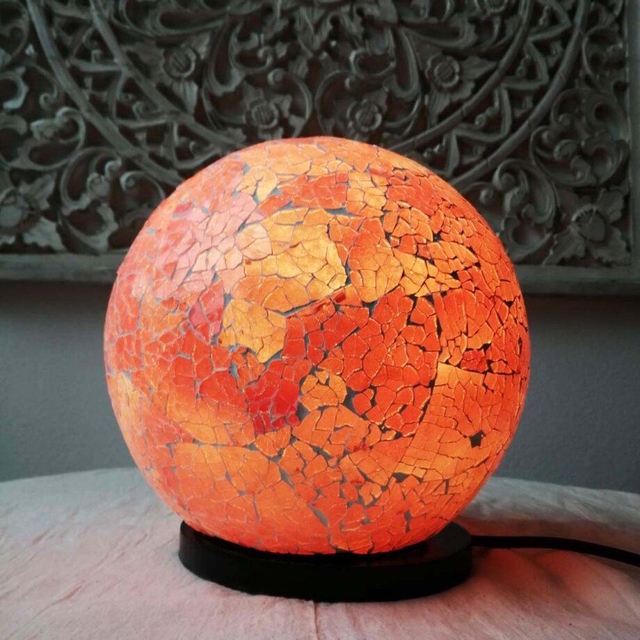 lampada crack etnica sfera accesa (2)