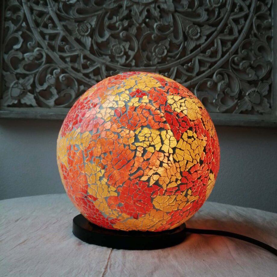 lampada crack etnica sfera accesa (4)