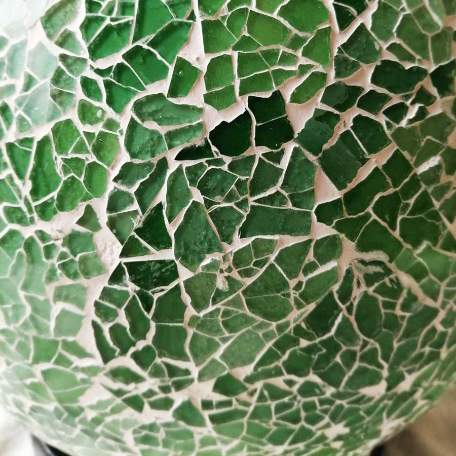 lampada sfera etnica crack verde (1)