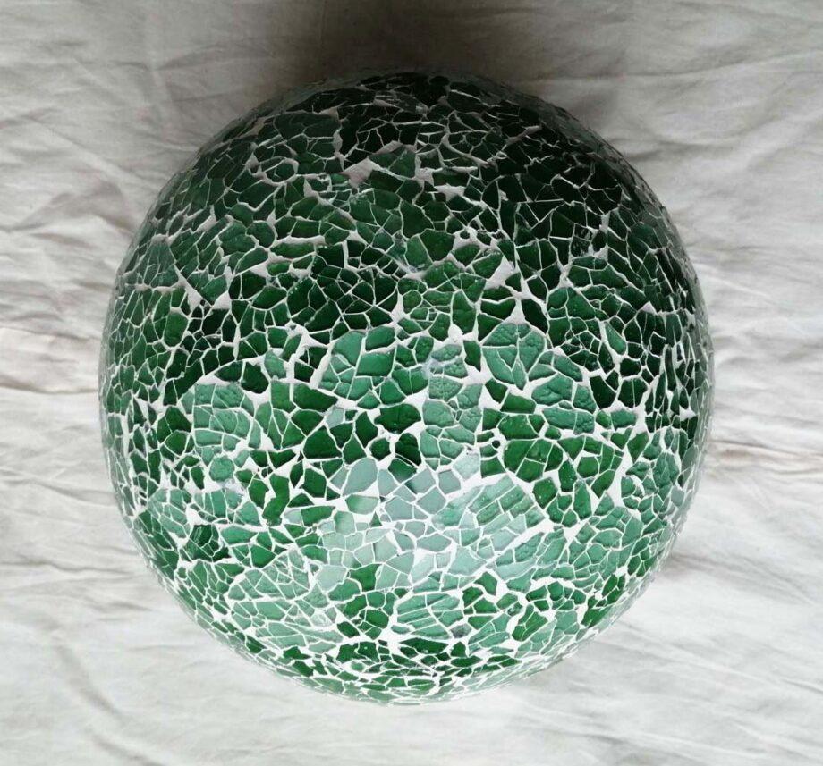lampada sfera etnica crack verde (2)