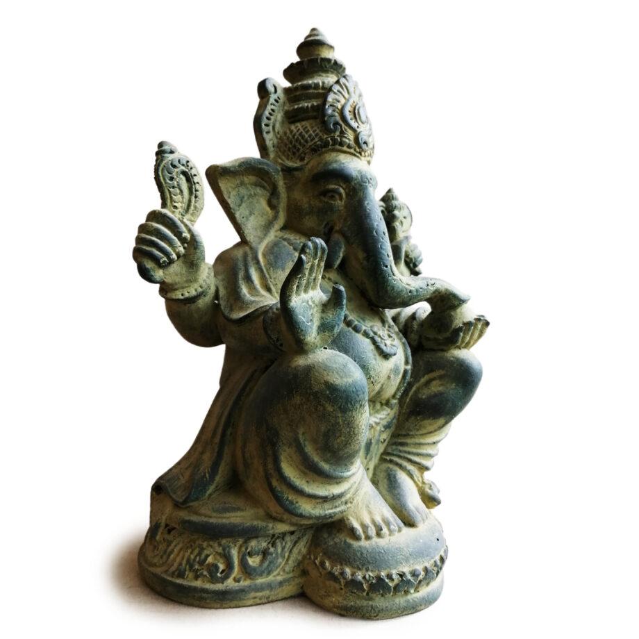 statua resina ganesha arredo etnico (4)